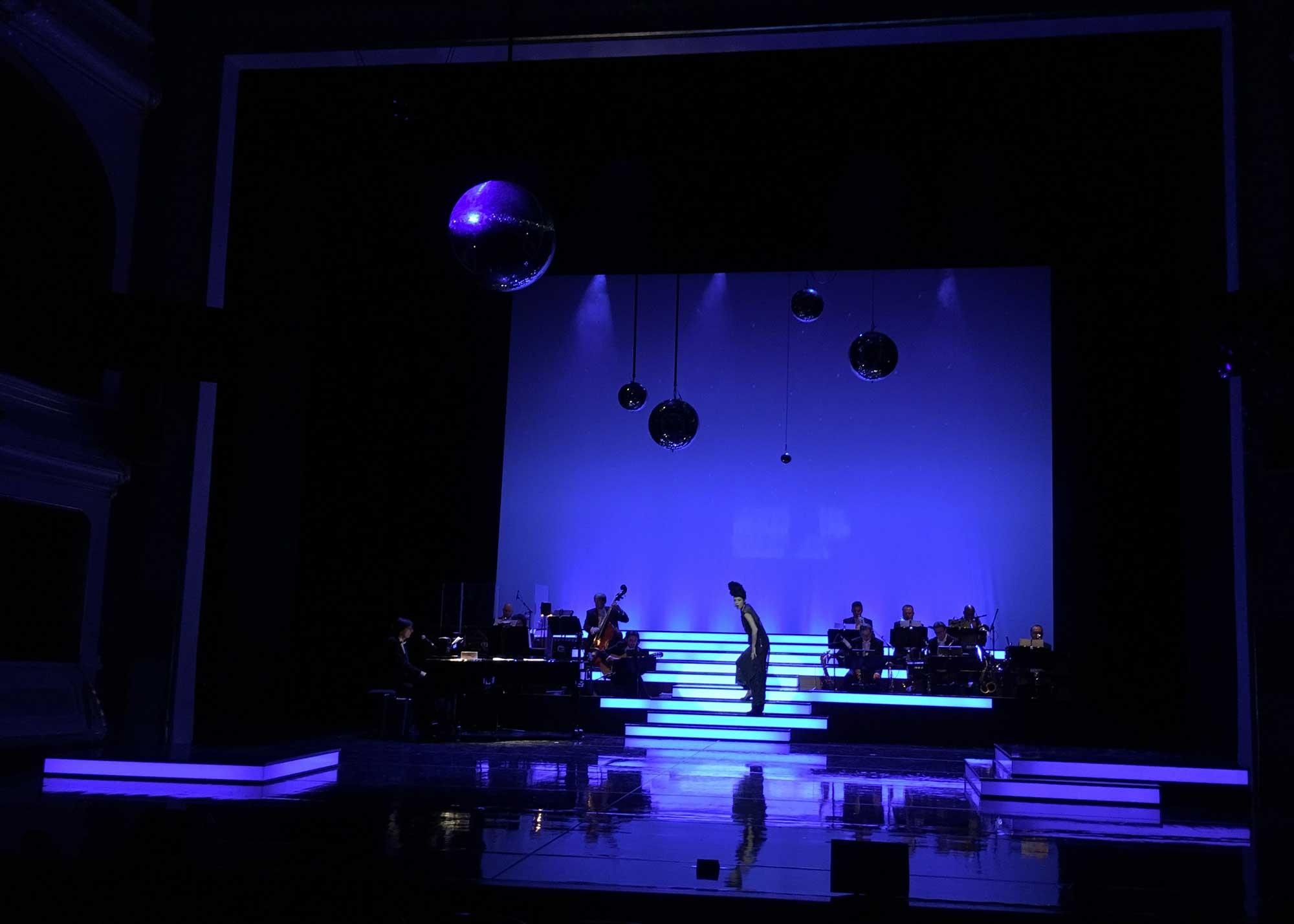 Karl Wiedemann Meister², Lichtdesign, Lights of Broadway (5)
