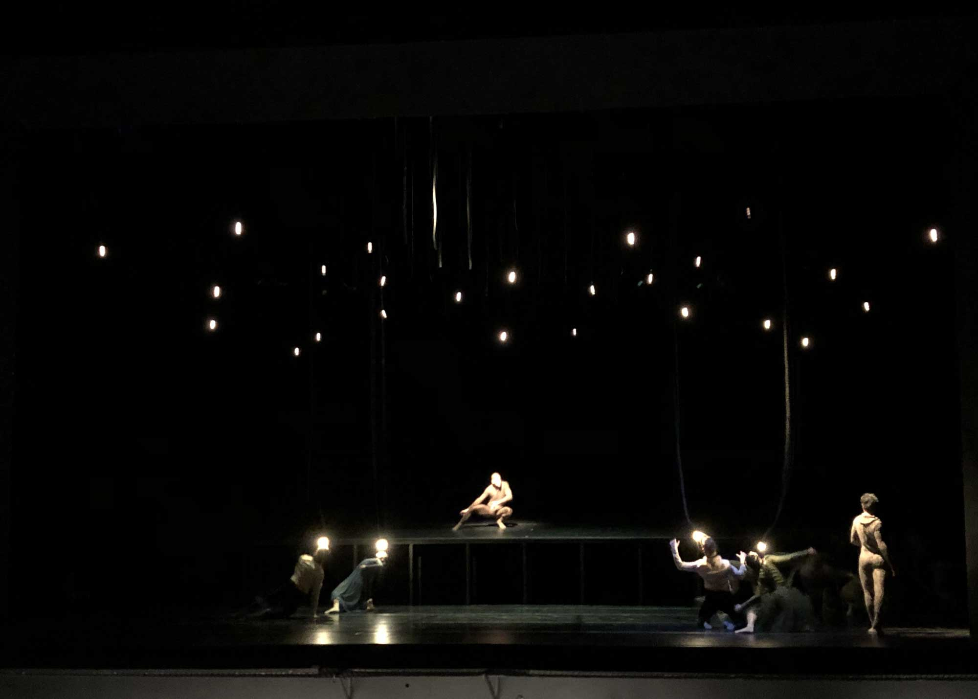Karl Wiedemann Meister², Lichtdesign, A Midsummernight's Dream (2)